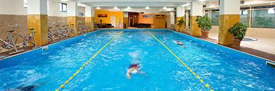 Басейн JK Fitness Gym Nautilus