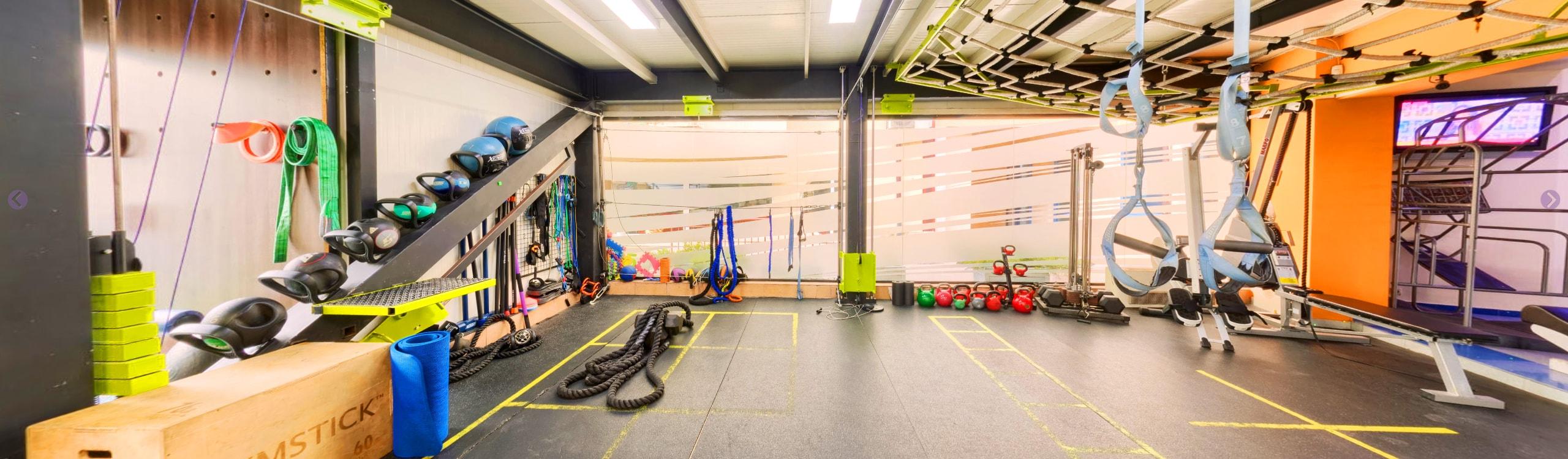 Зона функционална кондиционна подготовка JK Fitness Gym