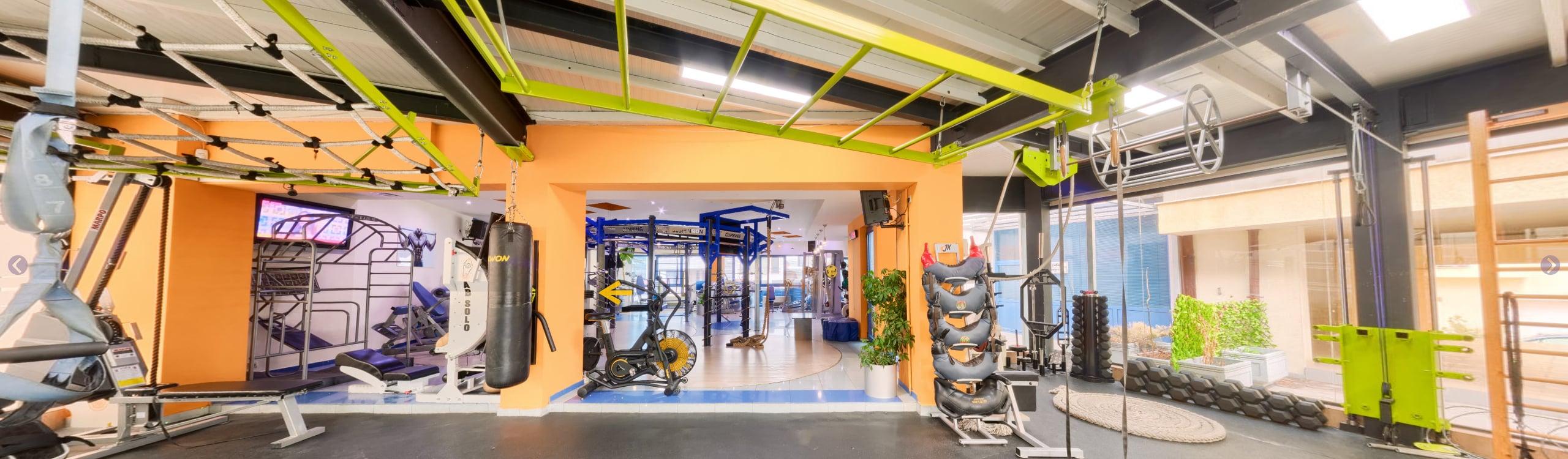 Зала за функционална кондиционна подготовка JK Fitness Gym