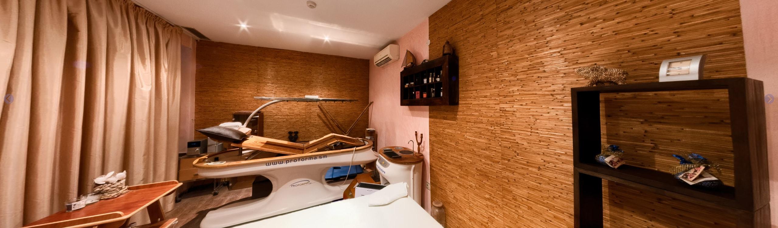 Стая за масажи JK Fitness & Wellness Spa