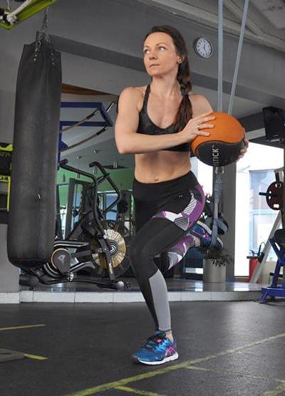 Ася Стаменова, Fit Motion инструктор