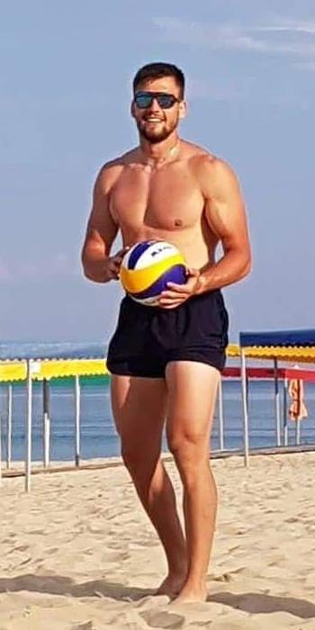 Серафим Лазов, персонален треньор